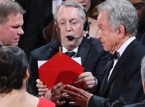 Le immagini della notte degli Oscar 8