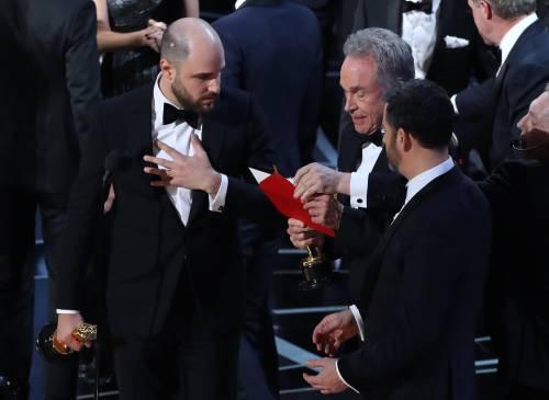 Le immagini della notte degli Oscar 11