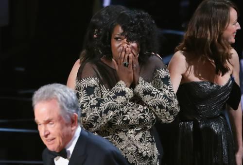 Le immagini della notte degli Oscar 12