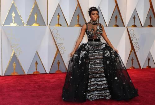 Eleganza e sensualità agli Oscar 6