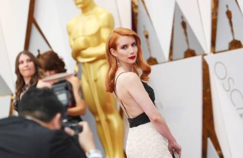 Eleganza e sensualità agli Oscar 13