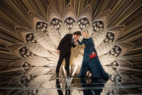 Gli Oscar difendono Meryl Streep da Donald Trump