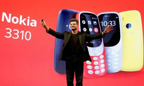 """Ecco il """"nuovo"""" Nokia 3310 3"""