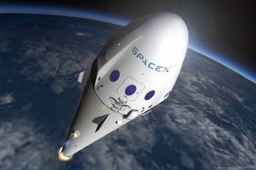 Giallo in orbita: sparisce il razzo-spia di Elon Musk