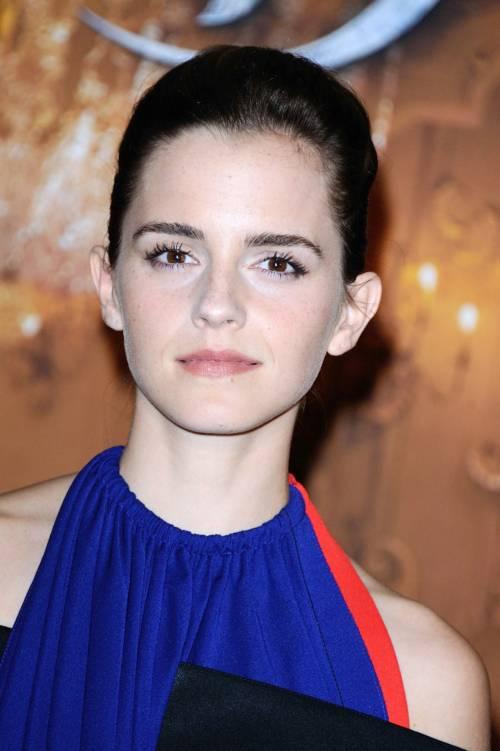 Emma Watson, sexy Bella sul red carpet 19