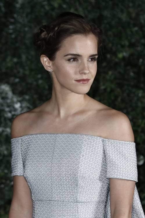Emma Watson, sexy Bella sul red carpet 36