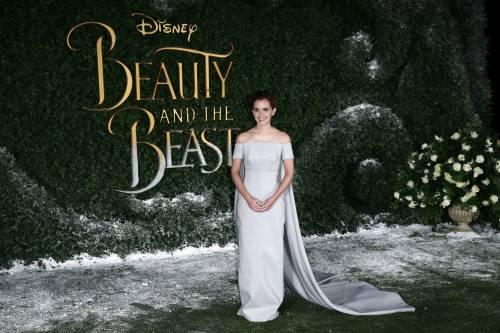 Emma Watson, sexy Bella sul red carpet 38