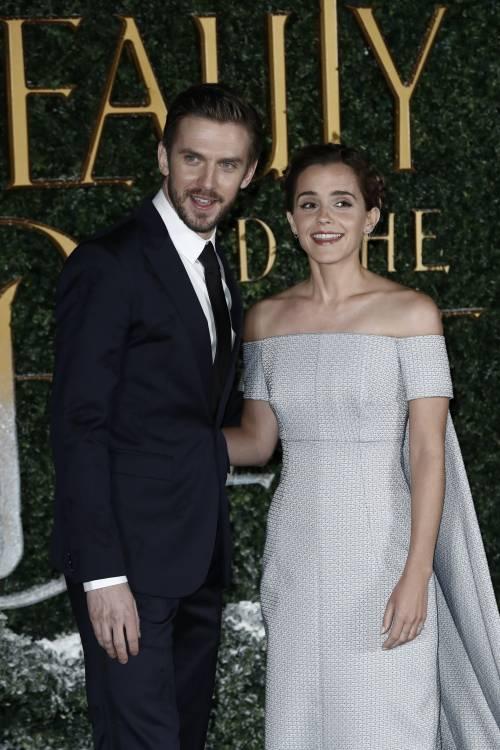 Emma Watson, sexy Bella sul red carpet 51