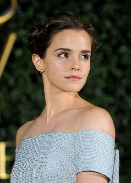 Emma Watson, sexy Bella sul red carpet 59