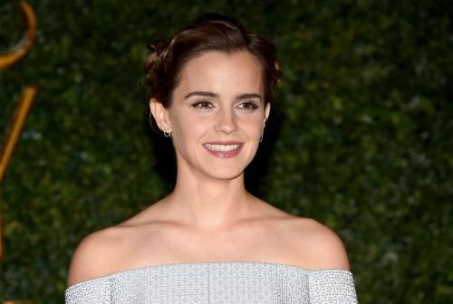 Emma Watson, sexy Bella sul red carpet 60