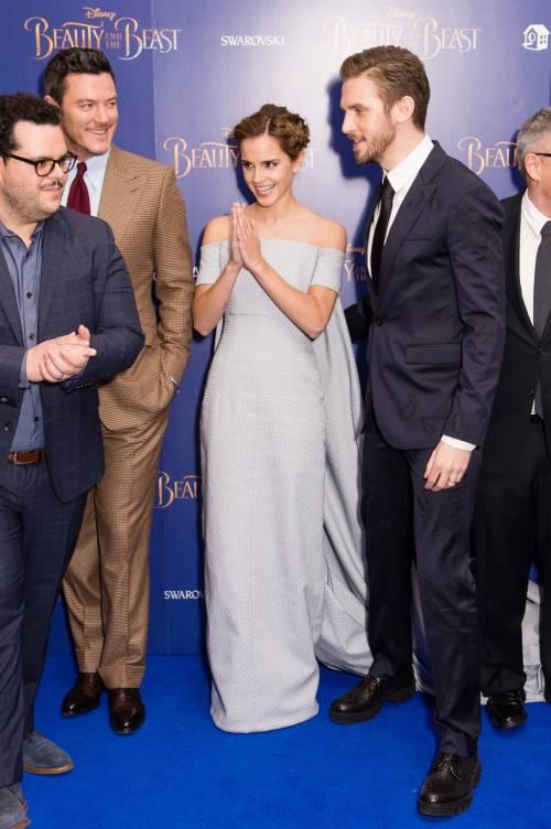 Emma Watson, sexy Bella sul red carpet 4
