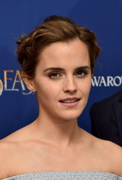 Emma Watson, sexy Bella sul red carpet 3