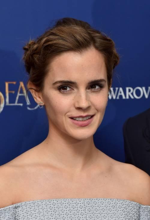 Emma Watson, sexy Bella sul red carpet 6
