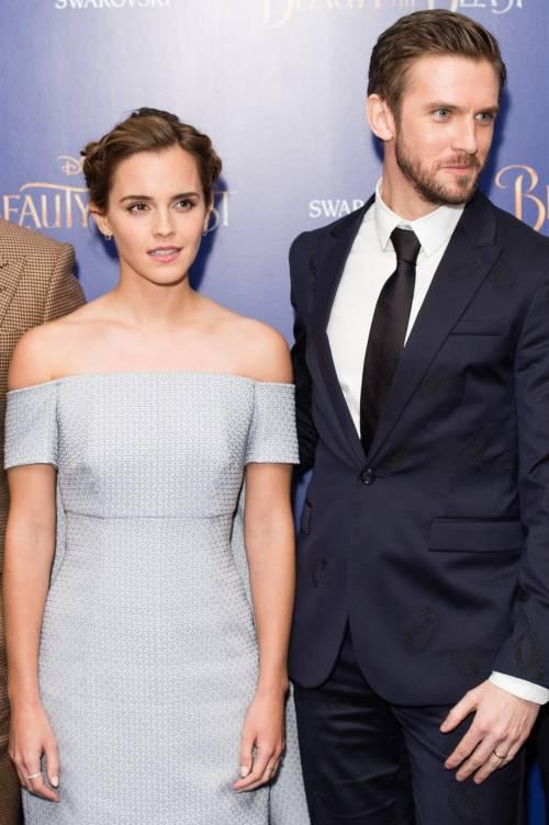 Emma Watson, sexy Bella sul red carpet 9