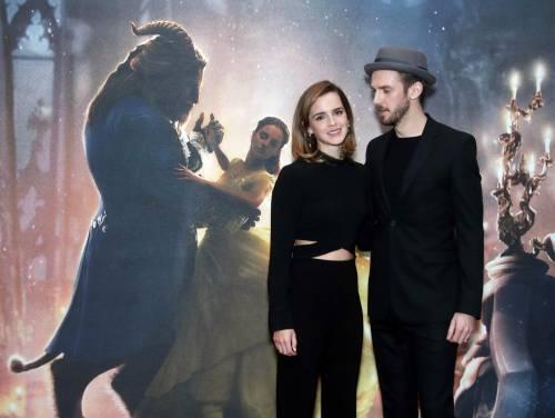 Emma Watson, sexy Bella sul red carpet 15
