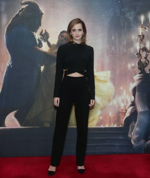 Emma Watson, sexy Bella sul red carpet 1