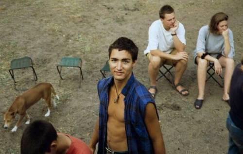 Justin Trudeau, le foto da giovane che stanno facendo impazzire il web 3