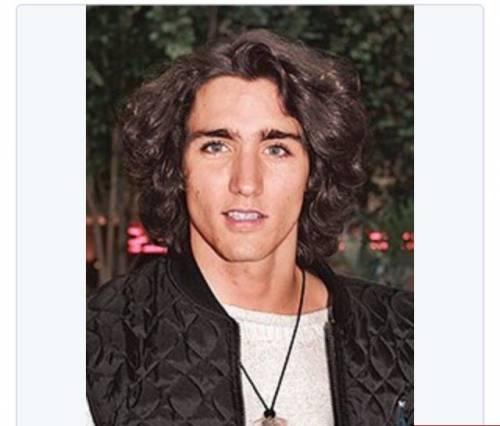 Justin Trudeau, le foto da giovane che stanno facendo impazzire il web 6