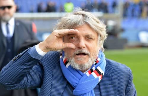 Sampdoria, guai in vista per Ferrero: indagato per riciclaggio