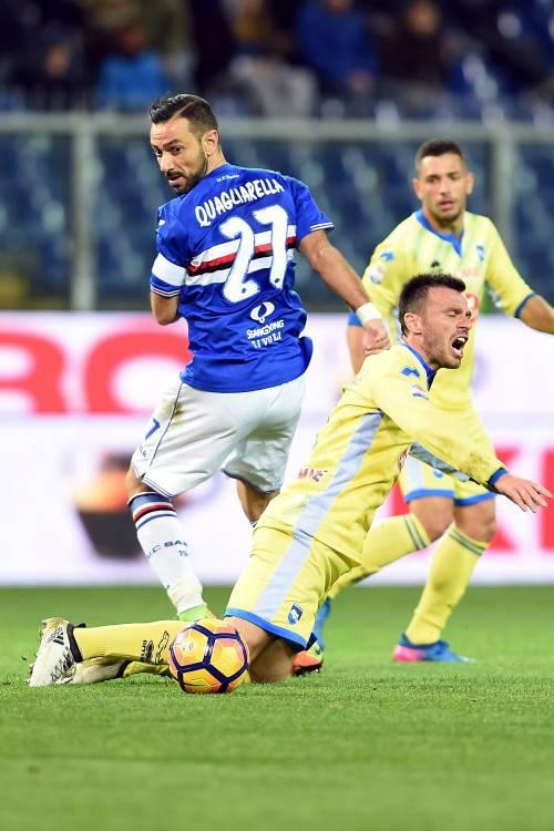 La Sampdoria ne fa 3 al Pescara: i blucerchiati si prendono il 9° posto