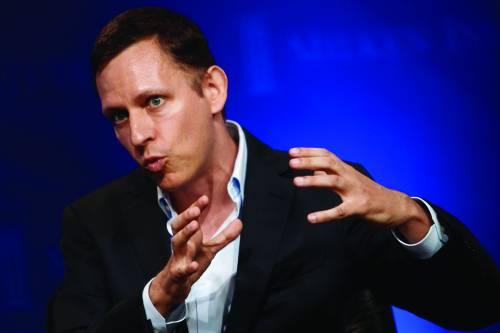 Thiel, il tecno-utopista: l'innovazione è libertà