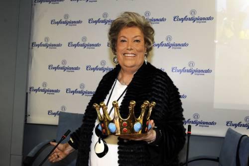 """È morta Carla Fendi,  la """"signora"""" della moda"""