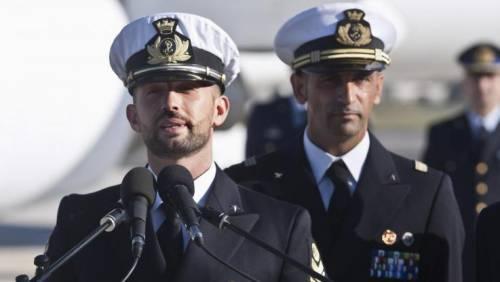 Marò, Corte arbitrale dell'Aia fissa udienza per luglio 2019