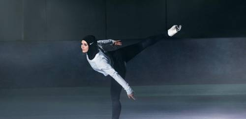 """Con """"Pro hijab"""" Nike mette il velo allo sport"""