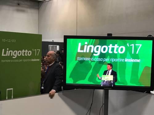 """Se il Lingotto diventa il """"gioco dell'oca"""" del Pd"""
