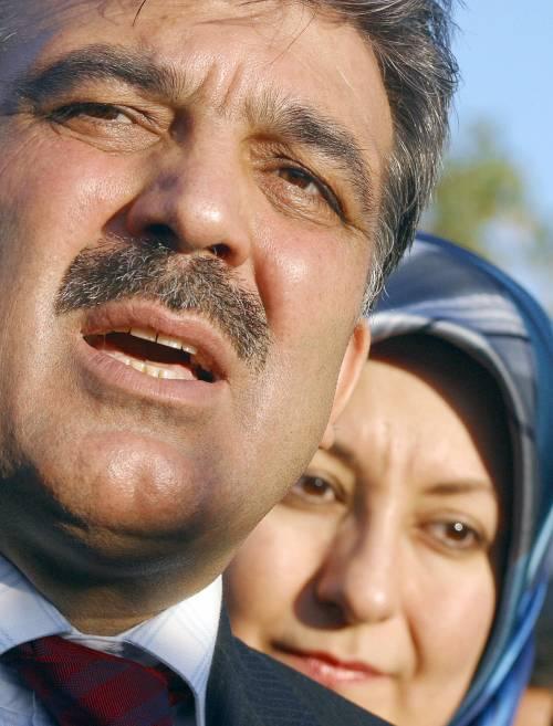 L'islamico Gül eletto presidente della Turchia
