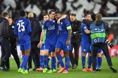 Il Leicester ha dimenticato Ranieri: le Foxes scrivono la storia anche in Champions