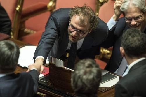 Il Senato respinge la sfiducia al ministro Lotti