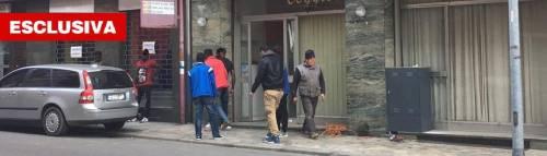 La coop usa migranti (gratis) per ristrutturarsi un albergo