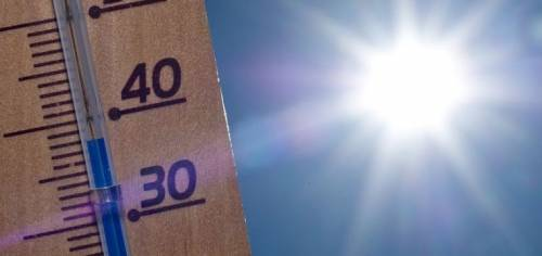 Il caldo africano arriverà in Italia da mercoledì