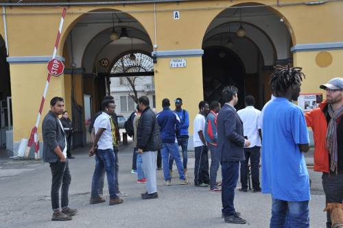 Milano, due giorni di festa all'ex caserma di Montello in onore dei profughi 5