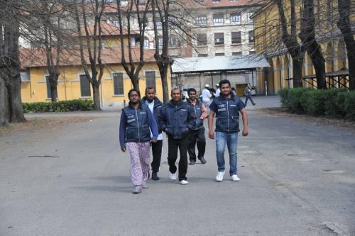 Milano, due giorni di festa all'ex caserma di Montello in onore dei profughi 10