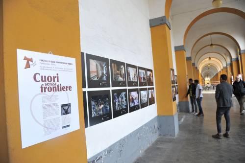 Milano, due giorni di festa all'ex caserma di Montello in onore dei profughi 14