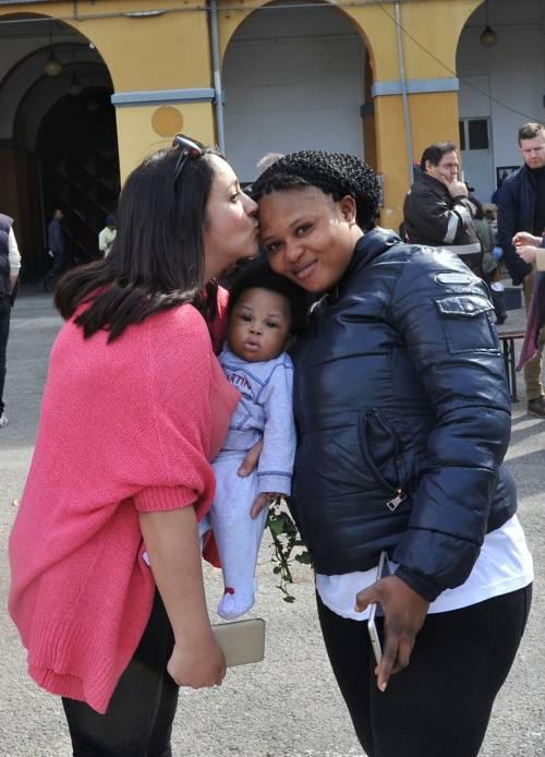 Milano, due giorni di festa all'ex caserma di Montello in onore dei profughi 3