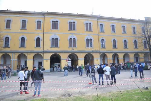 Milano, due giorni di festa all'ex caserma di Montello in onore dei profughi 11