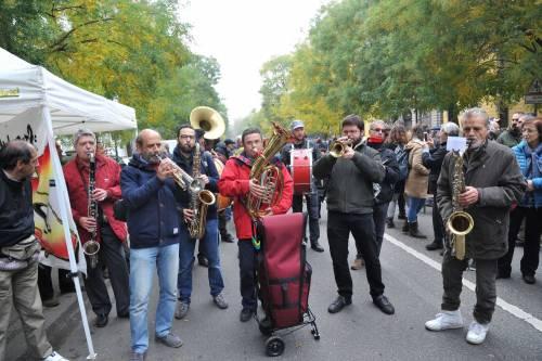 Milano, due giorni di festa all'ex caserma di Montello in onore dei profughi 12