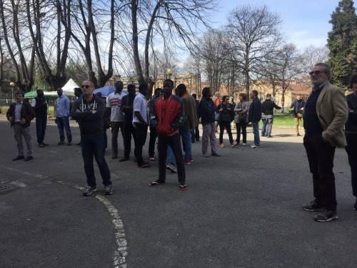 Milano, due giorni di festa all'ex caserma di Montello in onore dei profughi 20