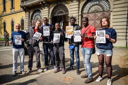 Milano, due giorni di festa all'ex caserma di Montello in onore dei profughi 16