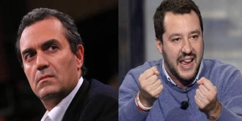 """De Magistris sfida Salvini: """"Il porto di Napoli pronto ad accogliere i migranti"""""""