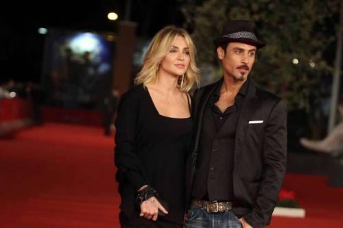 Paola Barale e Raz Degan, le foto della coppia 7