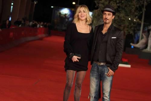 Paola Barale e Raz Degan, le foto della coppia 8