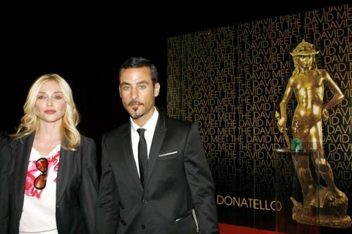 Paola Barale e Raz Degan, le foto della coppia 12