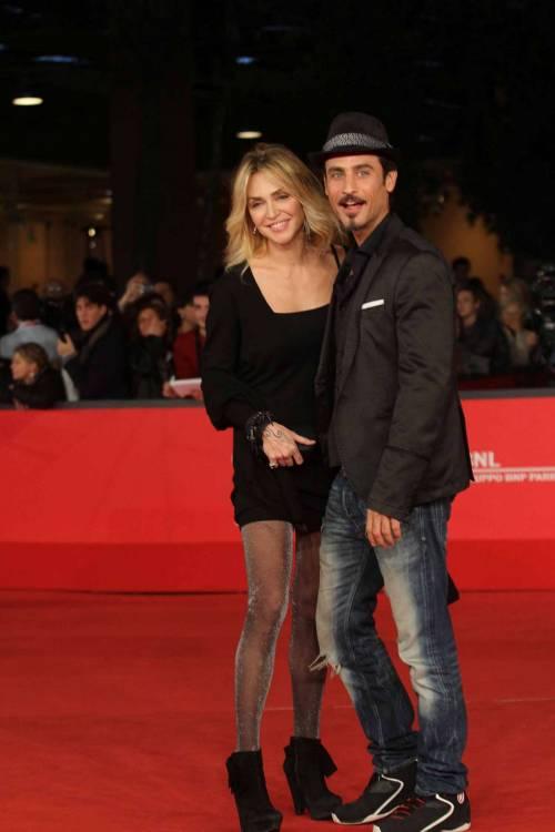 Paola Barale e Raz Degan, le foto della coppia 23