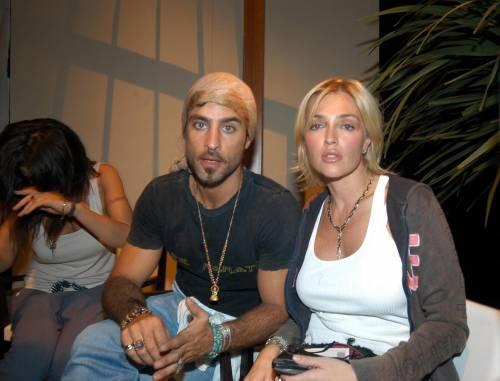 Paola Barale e Raz Degan, le foto della coppia 26