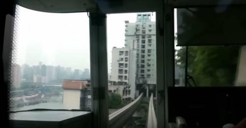 Cina, la fermata della metro è dentro casa 3