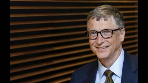 """Bill Gates: """"Per fermare i migranti dall'Africa bisogna creare una classe media che crei ricchezza e stabilità"""""""